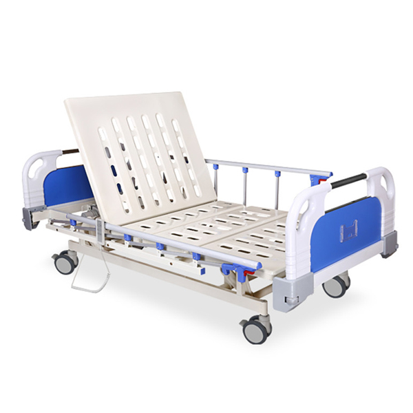 Folding Electric Hospital Bed
