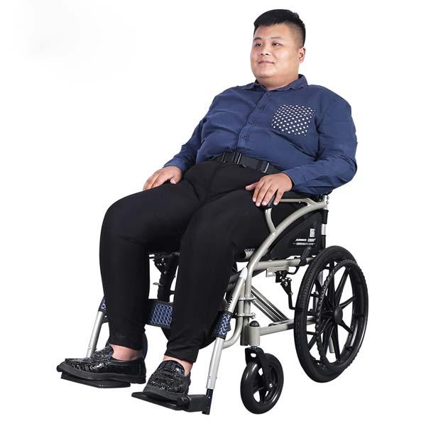 Folding trolley wheelchair manufacturer