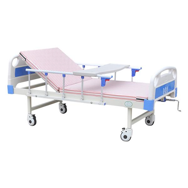 Homecare Nursing Manual Hospital Bed factory china
