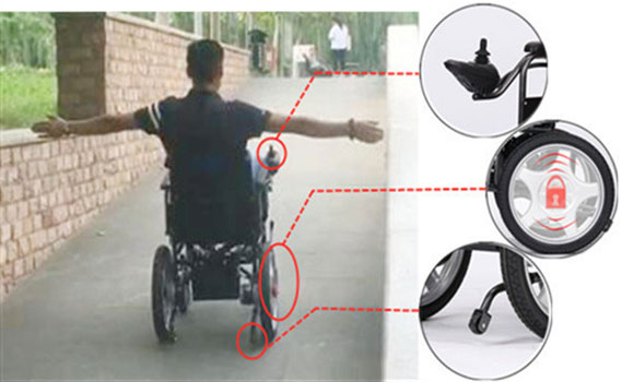 Electric Wheelchair china