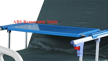 Care Manual Hospital Beds table