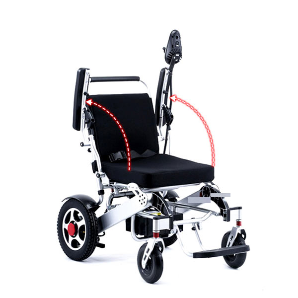 Portable electric wheelchair supplier price