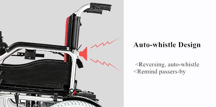 Power Wheelchair design