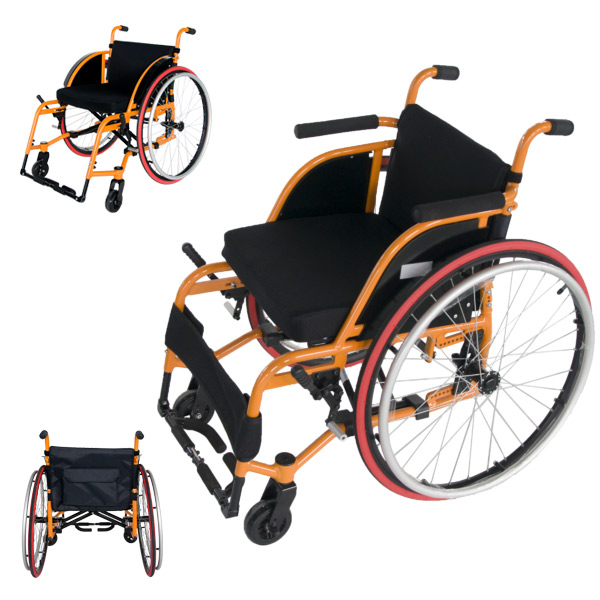 Sport Manual Wheelchair manufacturer in china