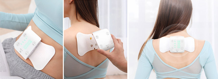 heated waist massage Multi Functional