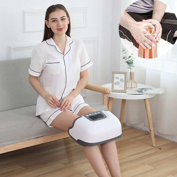 Air Pressure Massage Electric Heated Knee factory