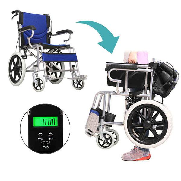 11kg Manual Wheelchair supplier