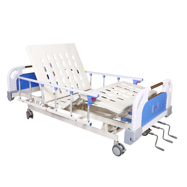 3 Function Manual Hospital Bed distrbutor