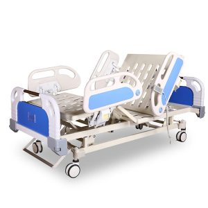 3 functions electric hospital bed