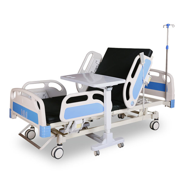 3 functions electric hospital bed manufacturer