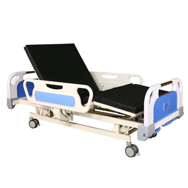 Adjustable Three Function Manual Medical Bed distributor