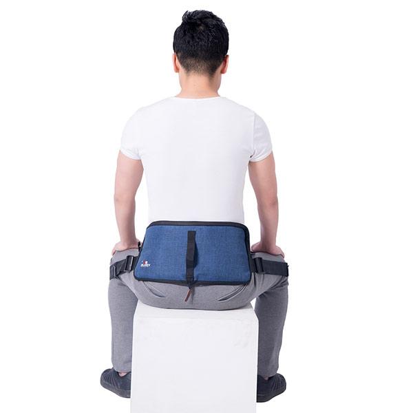 Foldable Sitting Back Support Brace