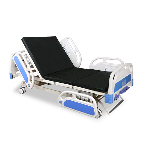 Three Canks Manual Hospital Bed Manufacturer