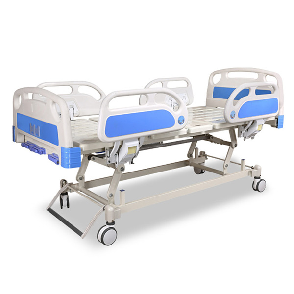 Three Canks Manual Hospital Bed Price