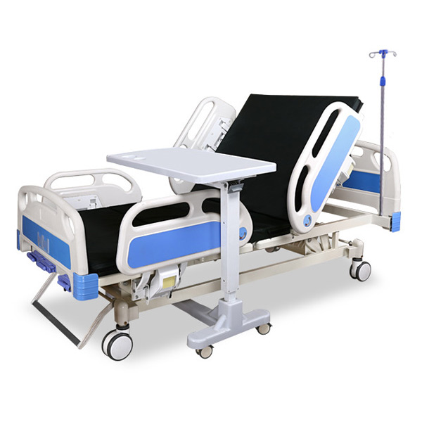 Three Functions Manual Hospital Bed