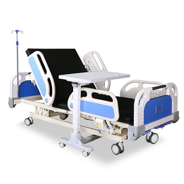 Tree Cranks Nursing Medical Bed in china