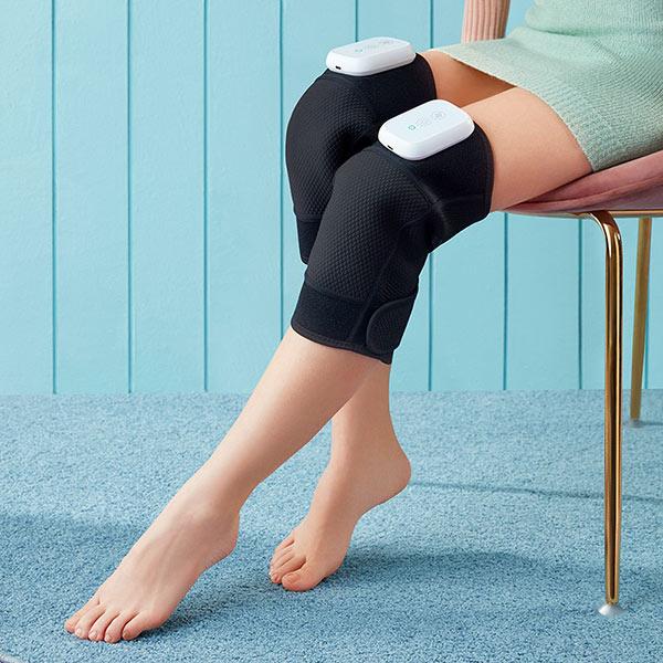 heated vibration knee massager manufacturers