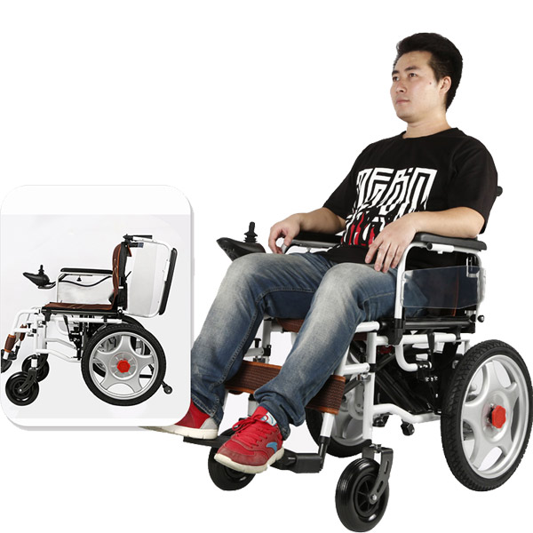 Daily electric wheelchair manufacturer