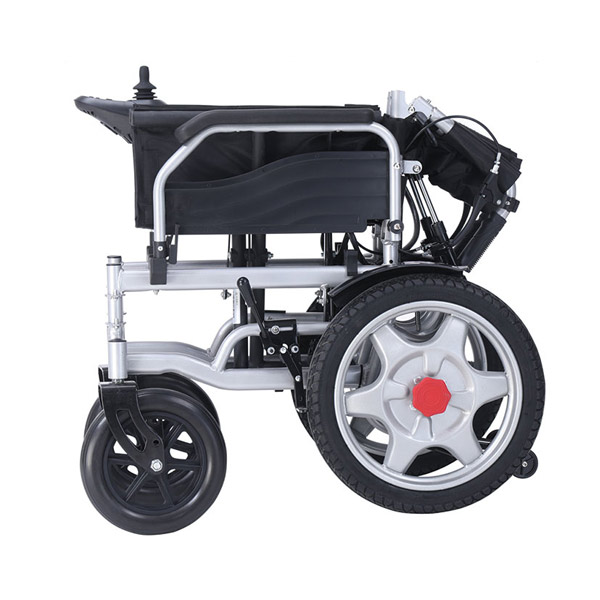 Folding electric wheelchair china