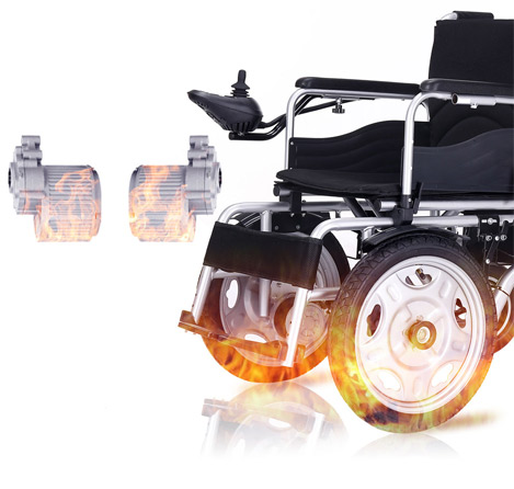Front Wheel Wheelchair china