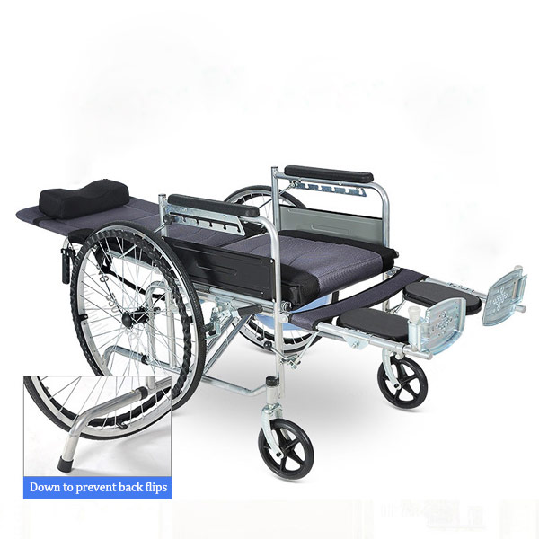 commode wheelchair manufacture