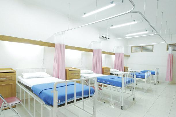 nursing bed wheeichair