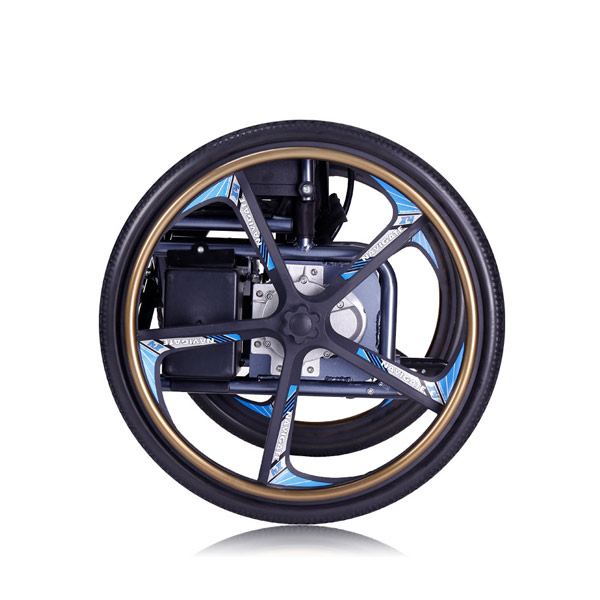 luxury electric wheelchair in china