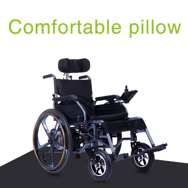 luxury electric wheelchair manufacturer
