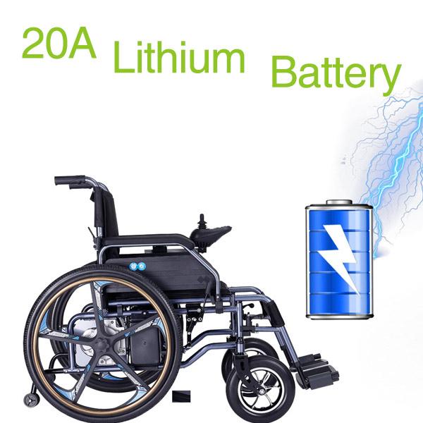 luxury electric wheelchair supplier