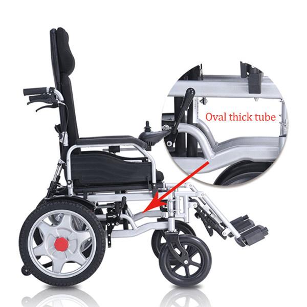 reclining wheelchair manufacturer