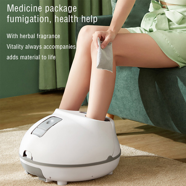 good quality electric steam foot machine