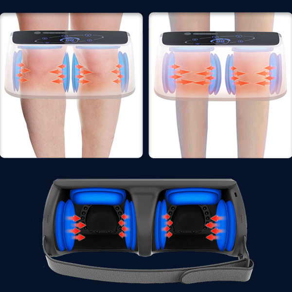 red light knee therapy device