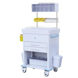 ABS Anesthesia Cart manufacturer china