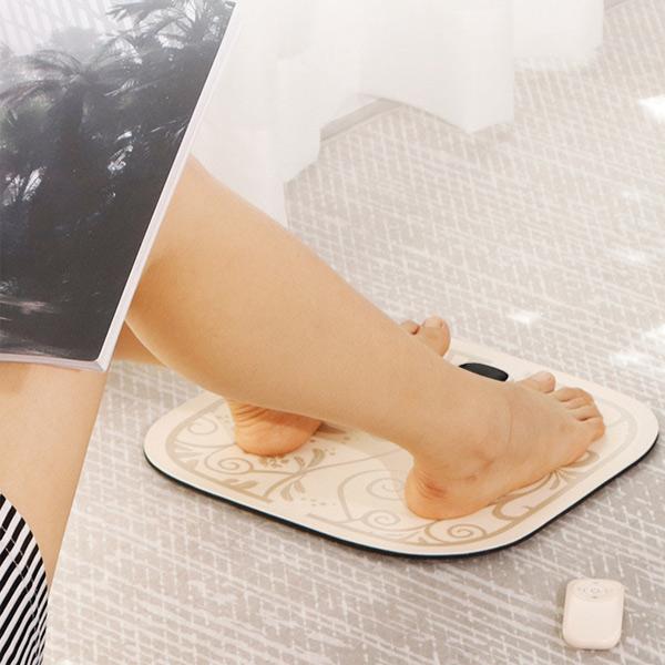 Electric foot massager machine