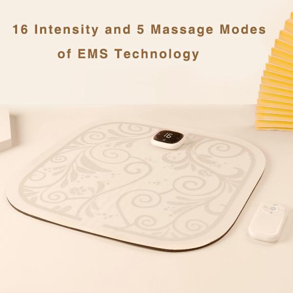 EMS foot massager pad