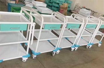 engineering plastic treatment trolley