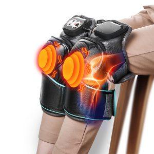china heated vibration knee massager manufacturer