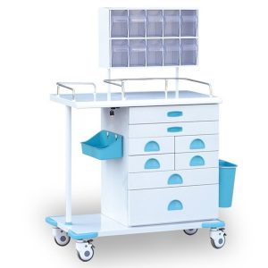 hospital anesthesia cart supplier china