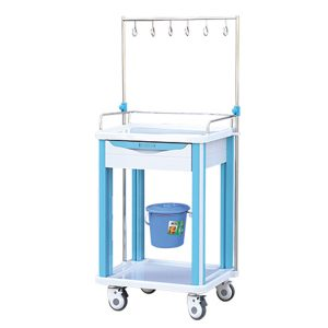 china infusion medical trolley manufacturer