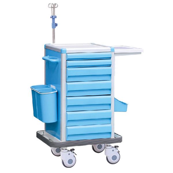 best medical emergency trolley manufacturer