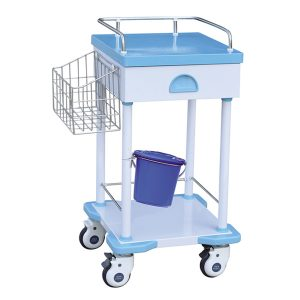 cheap mobile plastic treatment trolley price