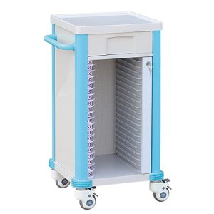wholesale cheap patient record trolley price